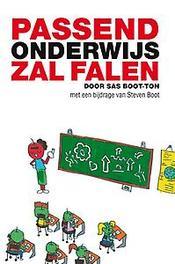 Passend onderwijs zal falen Boot-Ton, Sas, Paperback