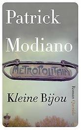 Kleine Bijou roman, Modiano, Patrick, Paperback
