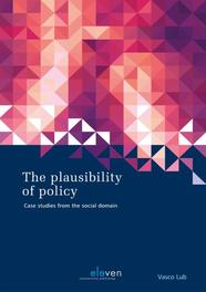 The plausibility of policy case studies from the social domain, Vasco Lub, Paperback
