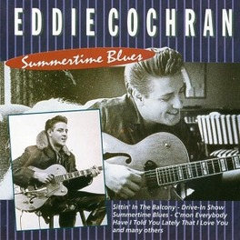 SUMMERTIME BLUES Audio CD, EDDIE COCHRAN, CD
