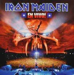 EN VIVO! RECORDED LIVE IN SANTIAGO APRIL 10TH, 2011 IRON MAIDEN, CD