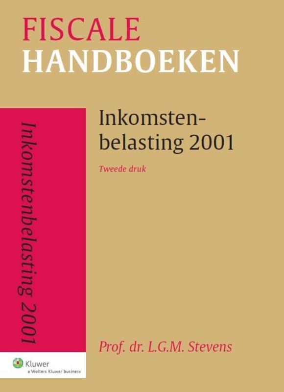 Inkomstenbelasting 200I Stevens, L.G.M., Hardcover