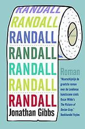 Randall of de geschilderde druif Jonathan Gibbs, Paperback