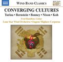 CONVERGING CULTURES LONE STAR WIND ORCHESTRA/E.M.CORPORON