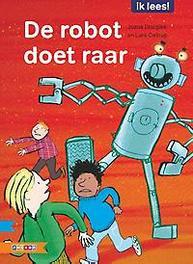 De robot doet raar Jozua Douglas, Hardcover