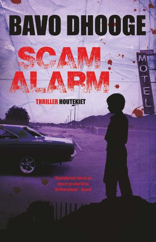 Scam Alarm Dhooge, Bavo, Paperback