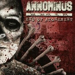 END OF ATONEMENT ANNOMINUS, CD