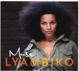 MUSE *2015 ALBUM BY GERMAN-AFRICAN JAZZ SINGER* Lyambiko, CD