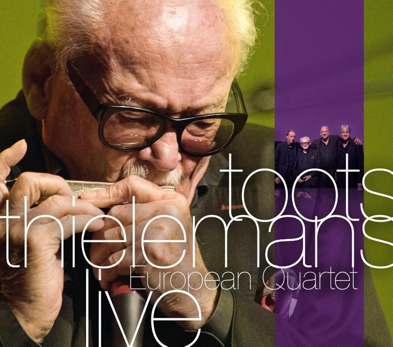 90 YEARS -CD+DVD- THIELEMANS, TOOTS -EUROPE, CD