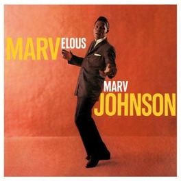 MARVELOUS MARV JOHNSON MARV JOHNSON, Vinyl LP
