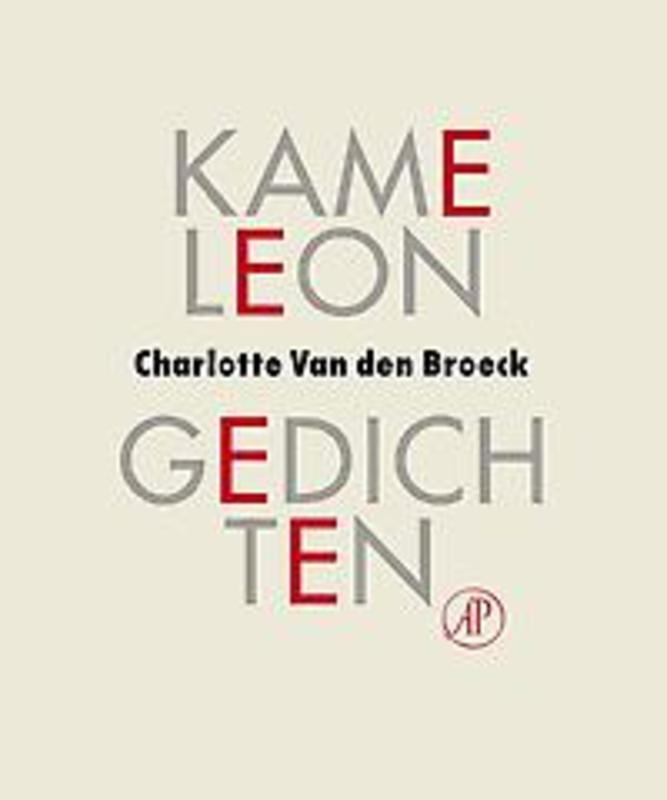 Kameleon gedichten, Van den Broeck, Charlotte, Paperback