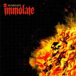 RUMINATE EYEHATEGOD MEETS CLUTCH! IMMOLATE, CD