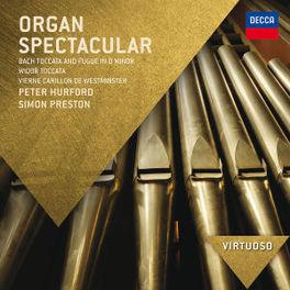 ORGAN SPECTACULAR V/A, CD