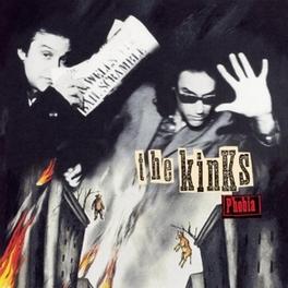 PHOBIA KINKS, CD