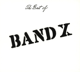 BEST OF BAND X BAND X, CD