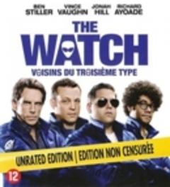 Watch, (Blu-Ray) BILINGUAL /CAST: BEN STILLER, VINCE VAUGHN, JONAH HILL MOVIE, BLURAY