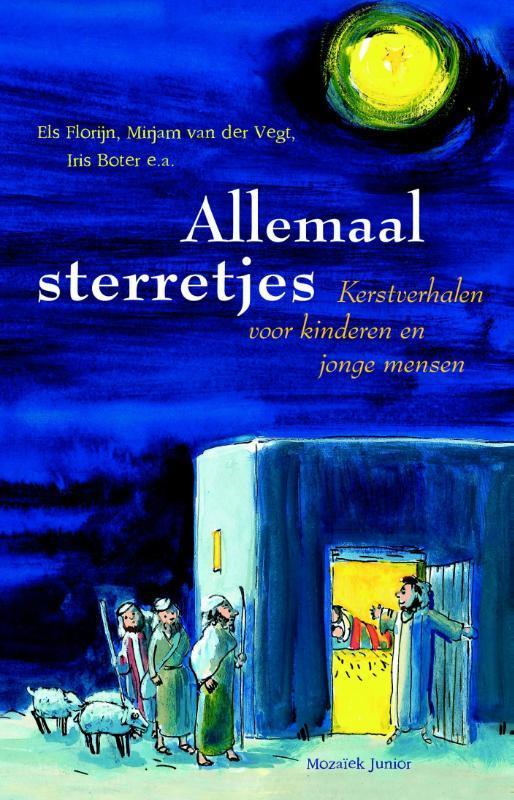 Allemaal sterretjes kerstverhalen voor kinderen en jonge mensen, Van Der Vegt, Mirjam, Paperback