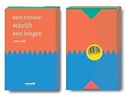 Een vrouw schrijft een jongen Pom Wolff, Paperback
