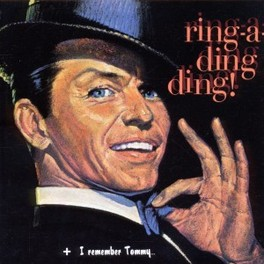 RING-A-DING DING + I REMEMBER TOMMY FRANK SINATRA, CD