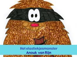 Het elastiekjesmonster Rijn, Anouk van, Paperback