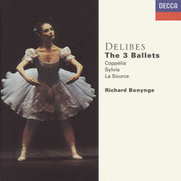 BALLETS *BOX* COVENT GARDEN ORCHESTRA/BONYNGE Audio CD, L. DELIBES, CD