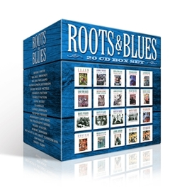 PERFECT ROOTS & BLUES.. .. COLLECTION V/A, CD