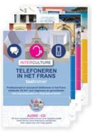 Interculture  Frans set 10 cd's Taaltrainer Luisterboek