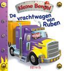 De vrachtwagen van Ruben