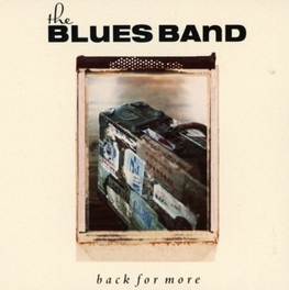 BACK FOR MORE -DIGI- The Blues Band, CD