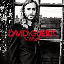 LISTEN DAVID GUETTA, Vinyl LP