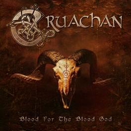 BLOOD FOR THE BLOOD GOD GATEFOLD CRUACHAN, LP