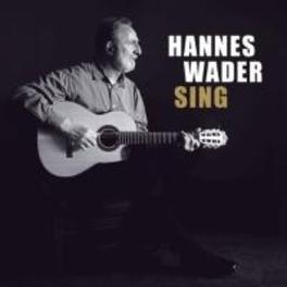 SING Hannes Wader, CD