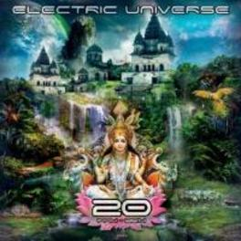 20 ELECTRIC UNIVERSE, CD