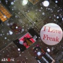 I LOVE FREAK ALTERA, CD