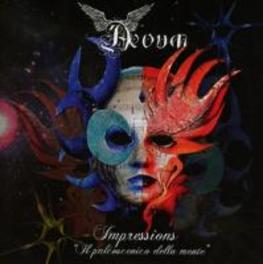 IMPRESSIONS ITALIAN GOTHIC METAL HIGHLIGHT AEVUM, CD