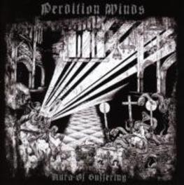 AURA OF SUFFERING RAW, MINIMAL AND COLD BLACK METAL WITH SCORN! PERDITION WINDS, CD