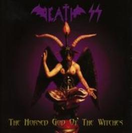 HORNED GOD OF THE WITCHES DEATH SS, CD