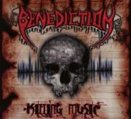 KILLING MUSIC RE-RELEASE ON GOLDEN DISC BENEDICTION, CD