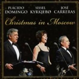 CHRISTMAS IN MOSCOW Sissel Kirkjebo, CD