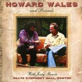 SYMPHONY HALL, BOSTON.. .. 26TH JANUARY 1972 HOWARD/JERRY GARCI WALES, CD