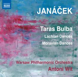 TARAS BULBA/LACHIAN DANCE WARSAW P.O./ANTONI WIT L. JANACEK, CD