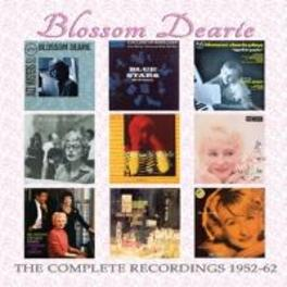 COMPLETE RECORDINGS:.. .. 1952 - 1962 BLOSSOM DEARIE, CD