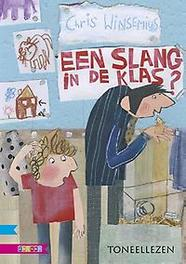 Een slang in de klas? Winsemius, Chris, Hardcover