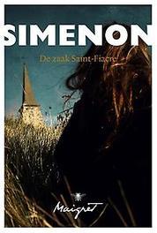 De zaak-Saint-Fiacre Simenon, Georges, Paperback