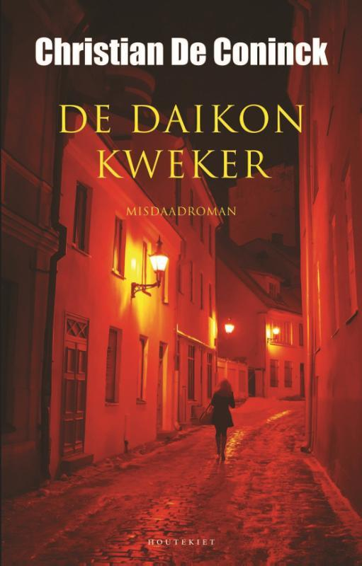 De daikonkweker De Coninck, Christian, Paperback