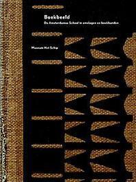 Boekbeeld de Amsterdamse school in omslagen en boekbanden, Ton Heijdra, Paperback
