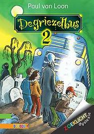 De griezelbus: 2 Van Loon, Paul, Hardcover