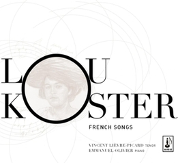 FRENCH SONGS EMMANUEL OLIVER L. KOSTER, CD