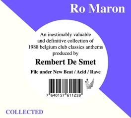 COLLECTED 1 1988 BELGIUM CLUB CLASSICS RO MARON, CD