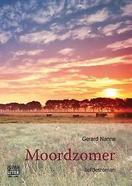 Moordzomer -grote letter uitgave Nanne, Gerard, Paperback